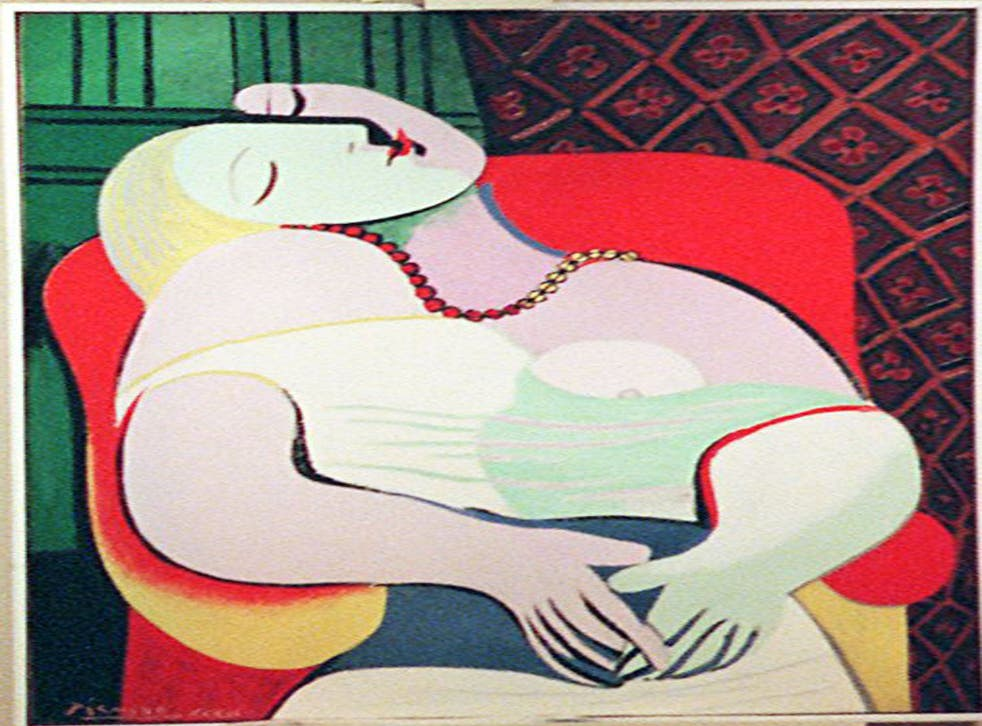 Le Reve by Picasso has been reportedly bought for $155 million by a hedge fund manager