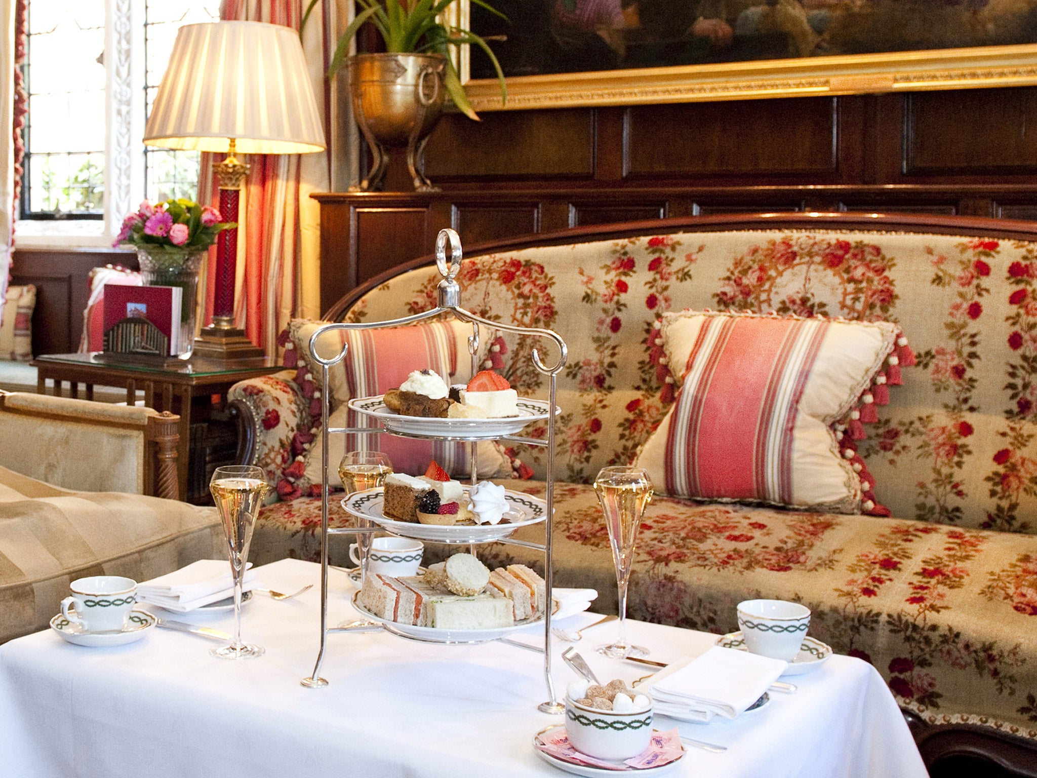 The 50 Best Tea Rooms The Independent