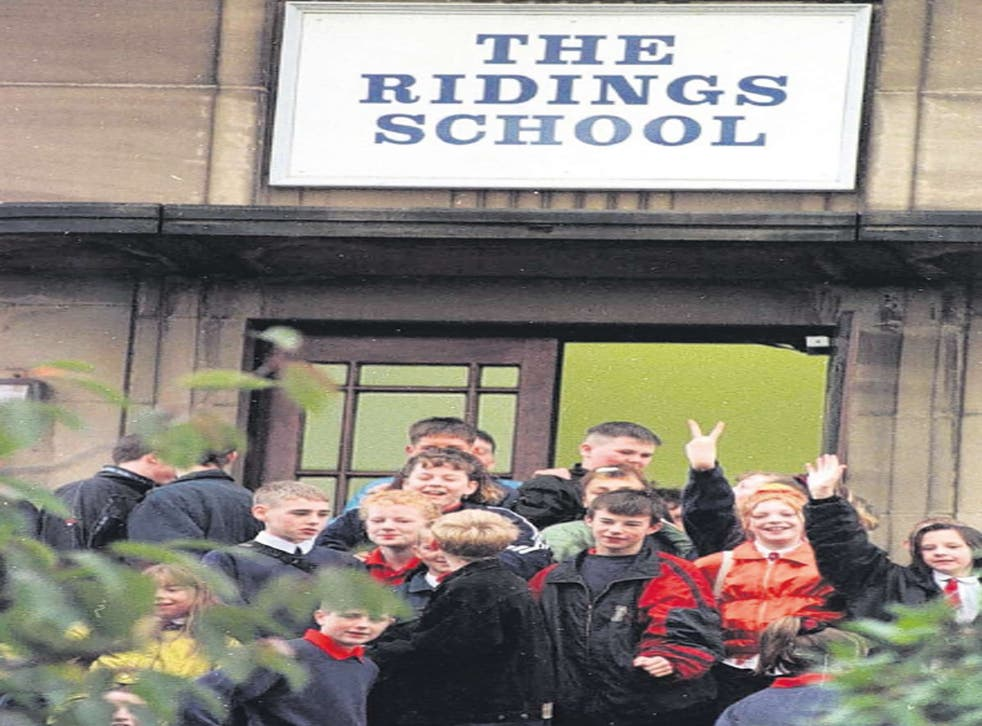 The notorious Ridings School