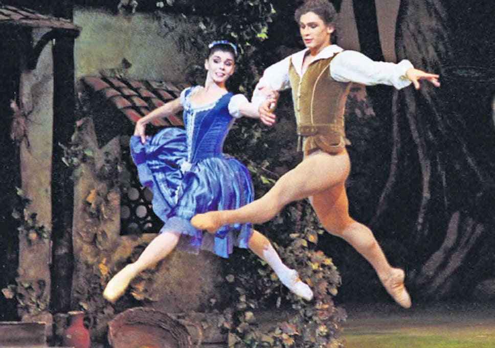 a667e309451f Dance review - The Mikhailovsky Ballet  Giselle