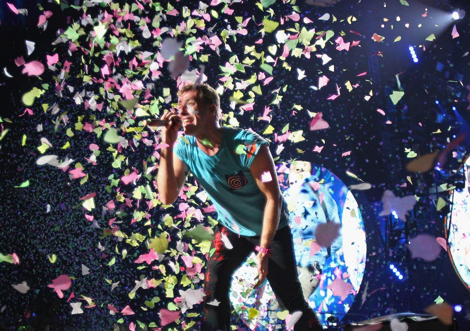 Coldplay stream new album Ghost Stories online ahead of release