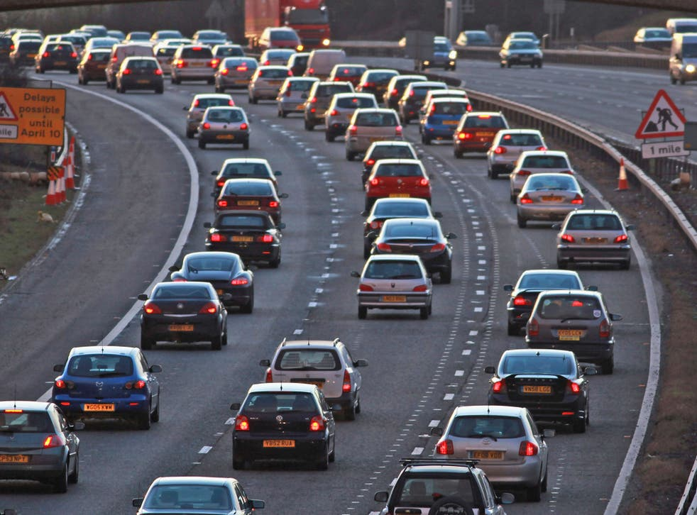 Nearly a fifth of British adults never venture more than 500 metres from their car