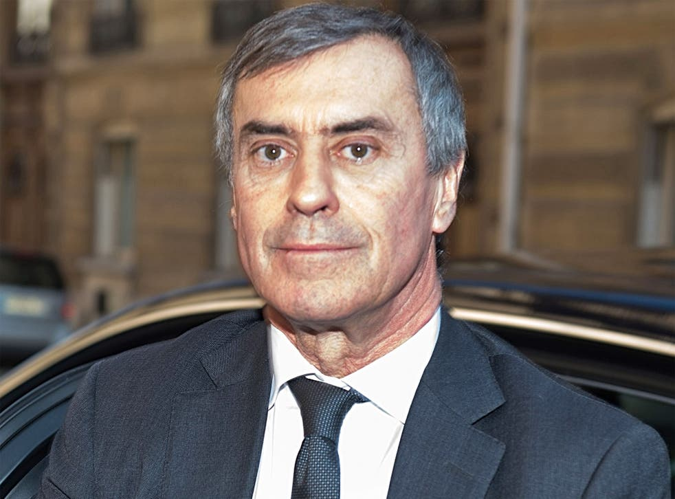 Jerome Cahuzac, former French finance minister: 'I was caught up in a spiral of lies'