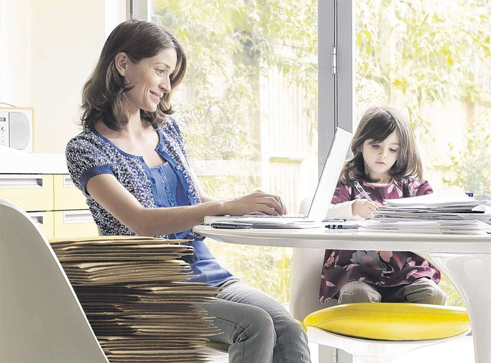 Parental duties can prevent some women from considering an MBA, but a balance can be achieved