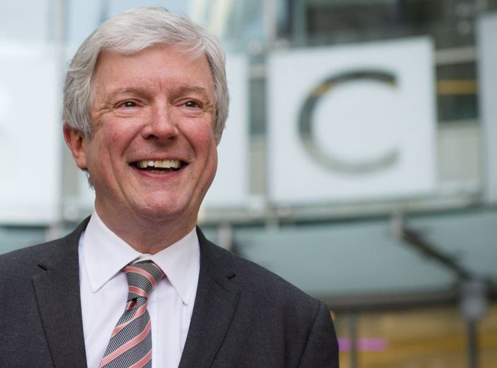 Tony Hall said on Radio 4's Today programme: 'I will not have a pay-off if I'm found wanting in all sorts of ways'