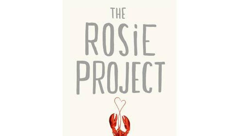 10. The Rosie Project, buy Graeme Simsion