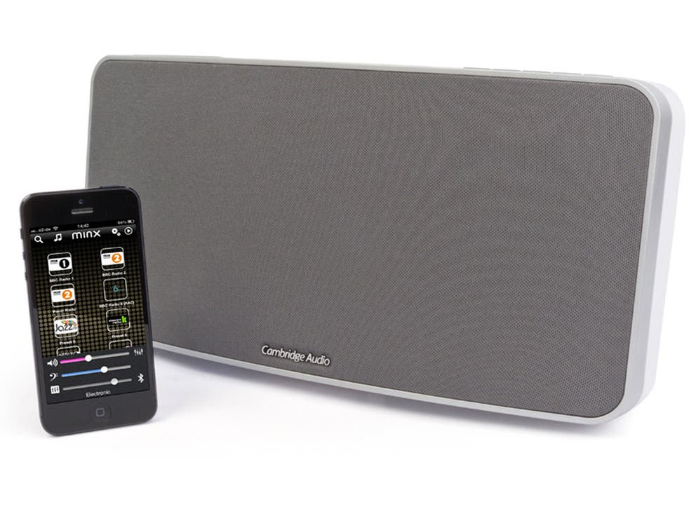 The Minx 200 Wireless Speaker brings with it the fantastic sound that Cambridge Audio is renowned for