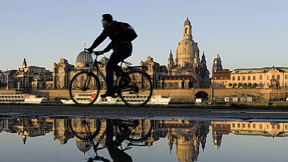48 Hours In Dresden The Independent