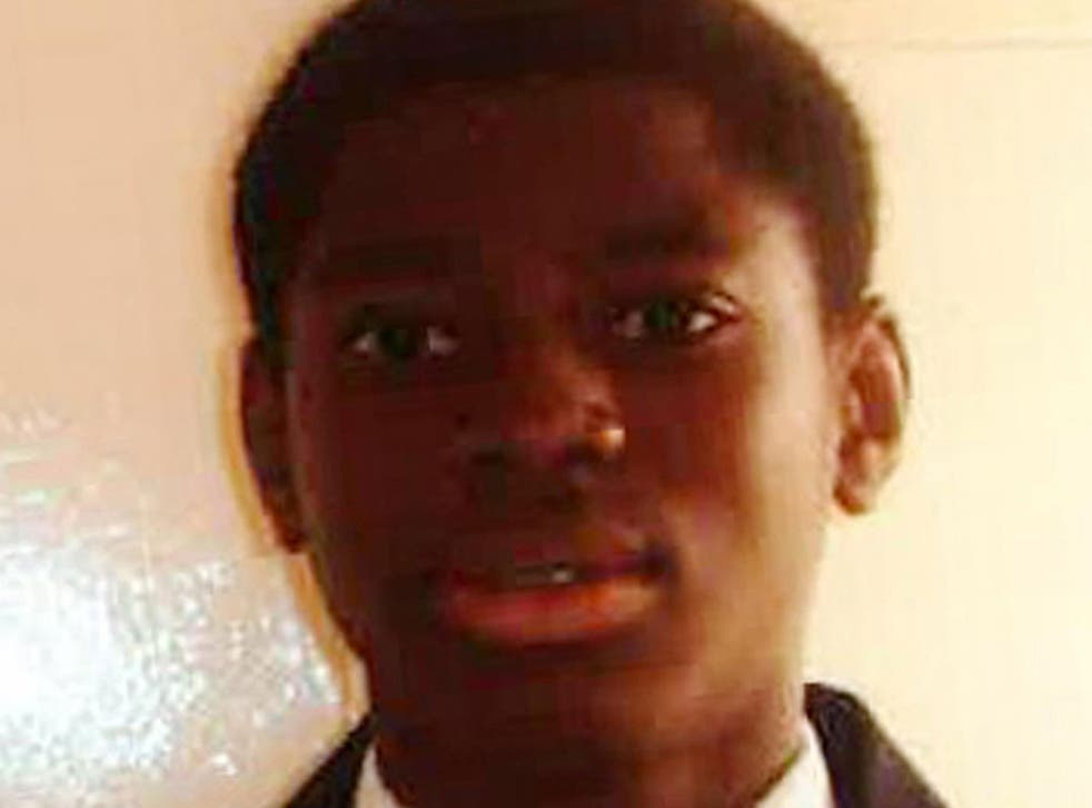 Junior Nkwelle was stabbed through the heart
