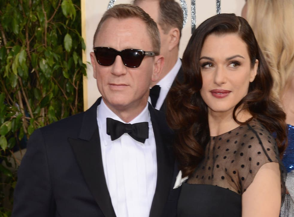 Real-life couple Daniel Craig and Rachel Weisz will appear together on stage in Betrayal by Harold Pinter
