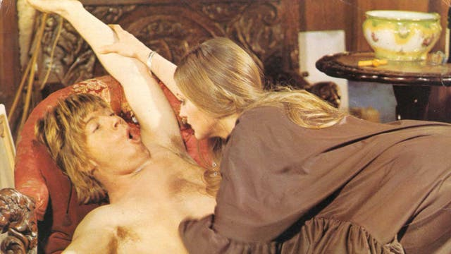 Robin Askwith in 'Confessions of a Driving Instructor', 1976