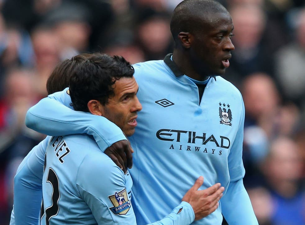 The recent news that Yaya Toure has extended his Manchester City contract to 2017 might provided the club a morale boost