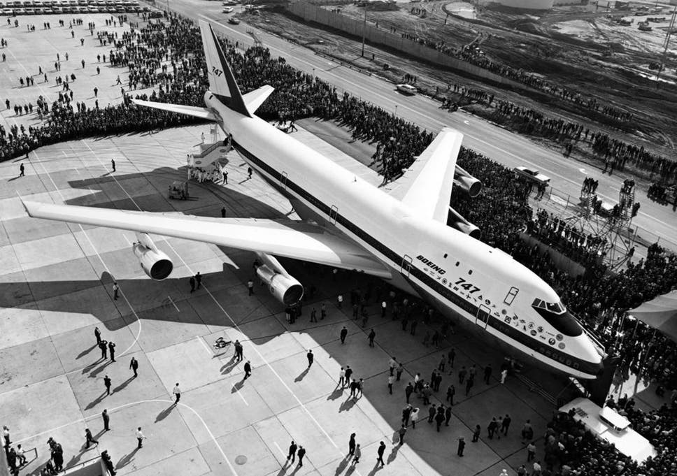 ba says farewell to the jumbo as the plane with the hump looks set rh independent co uk Aircraft Corroded Aging Aircraft Inspection
