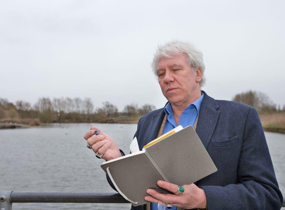 John Walsh at the rival Lake District