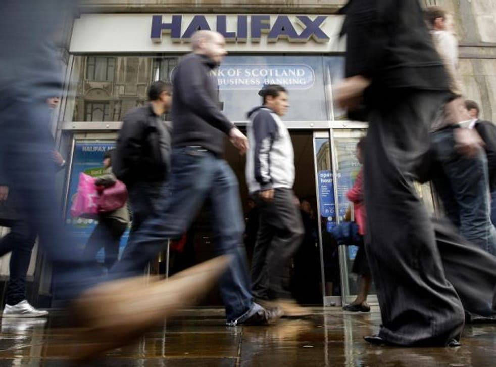 For the sake of a sales gimmick the Halifax is disrupting the lives of staff