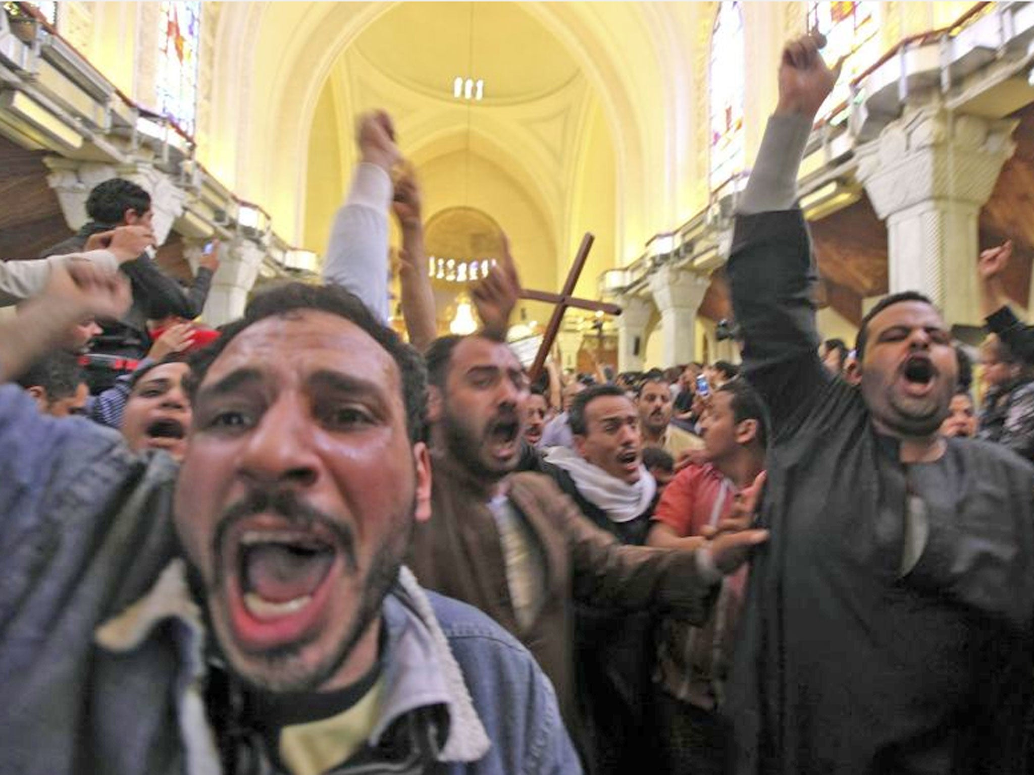 Christian singles in cairo