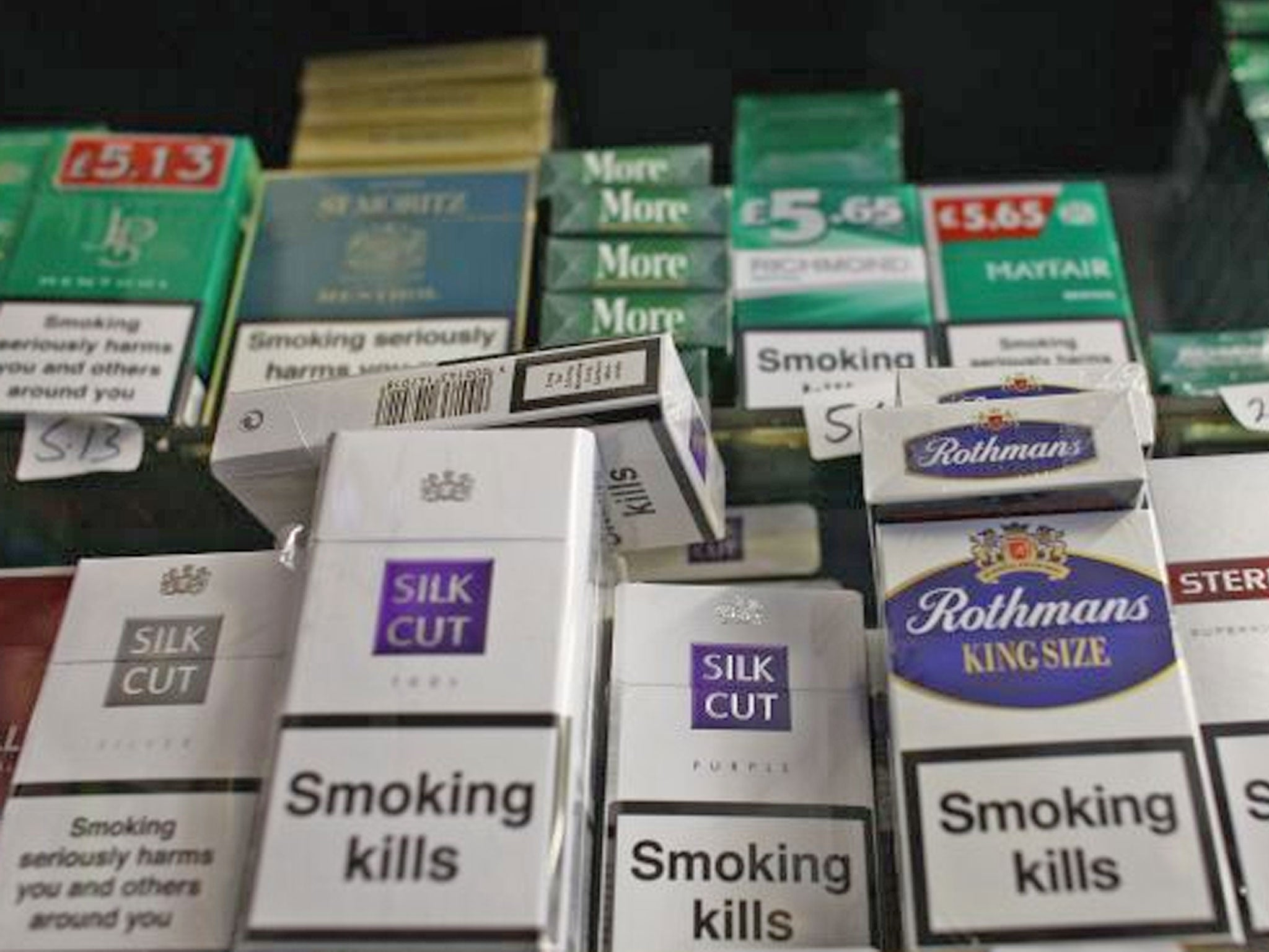 Smoking law changes: Ban on 10-packs of cigarettes comes in