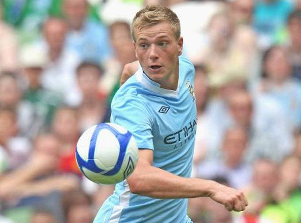John Guidetti, 20: The Swedish striker has made one appearance – the League Cup defeat by West Bromwich in September 2010. Scored 20 goals in 23 matches on loan at Feyenoord, though injury has curtailed him