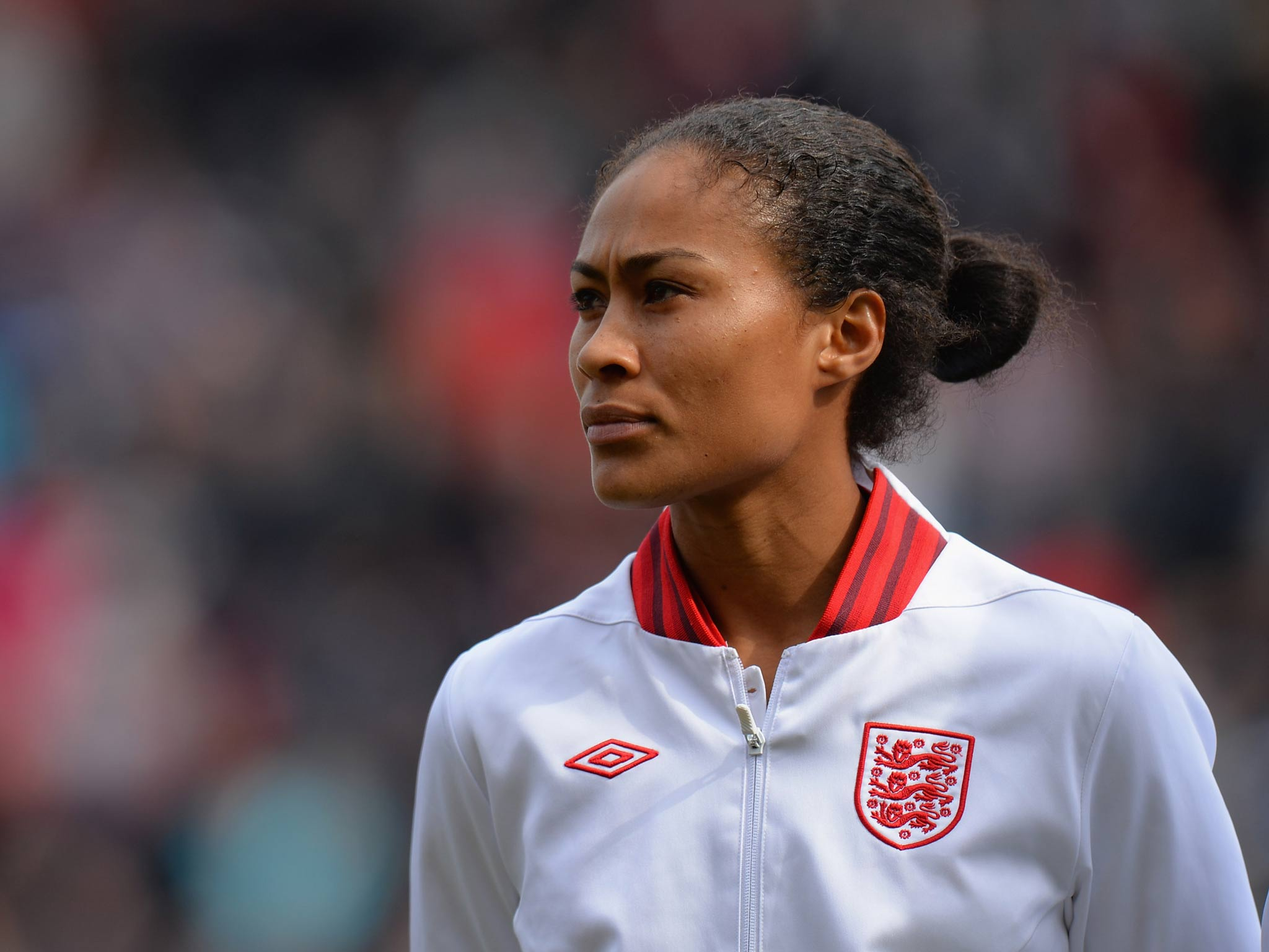 Rachel Yankey Marks England Milestone With Win Over Canada The Independent