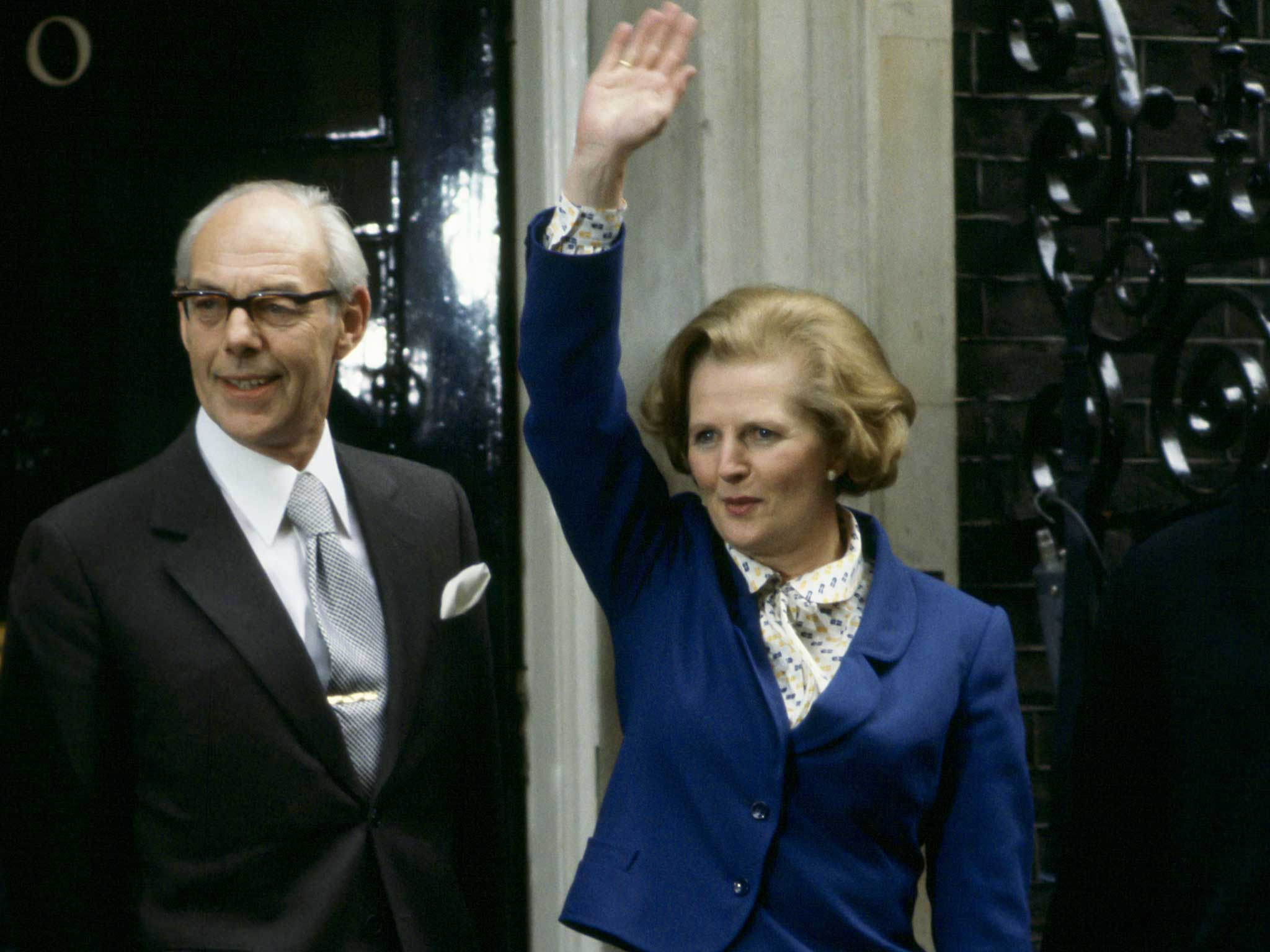 The Margaret-Denis partnership: The cornerstone of Thatcher's ...