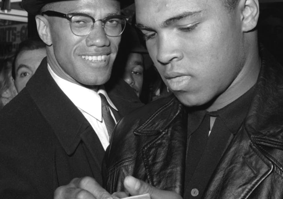 Muhammad Ali's one regret: turning his back on Malcolm X | The