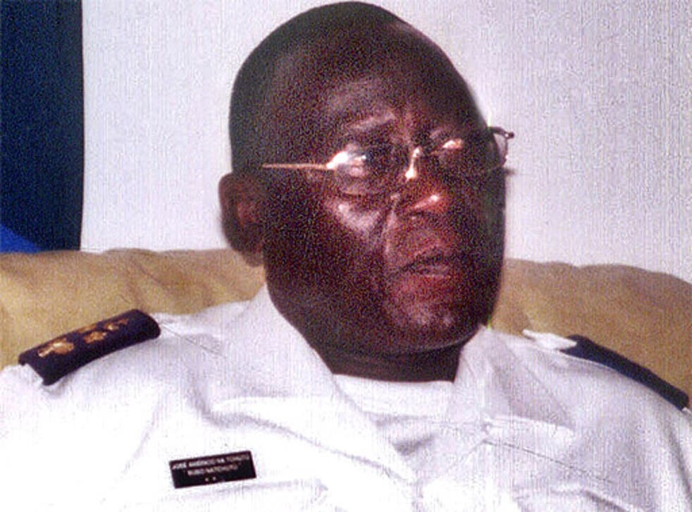 Admiral Jose Na Tchuto was captured in international waters near Cape Verde and sent to the United States