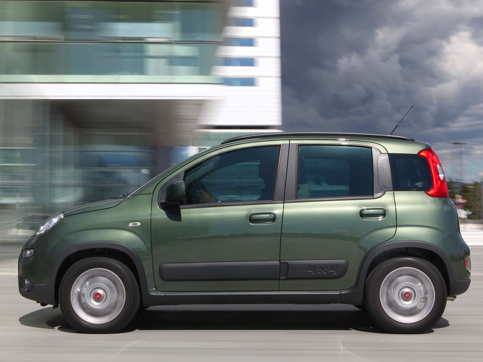 motoring review fiat panda 4x4 twinair the independent. Black Bedroom Furniture Sets. Home Design Ideas