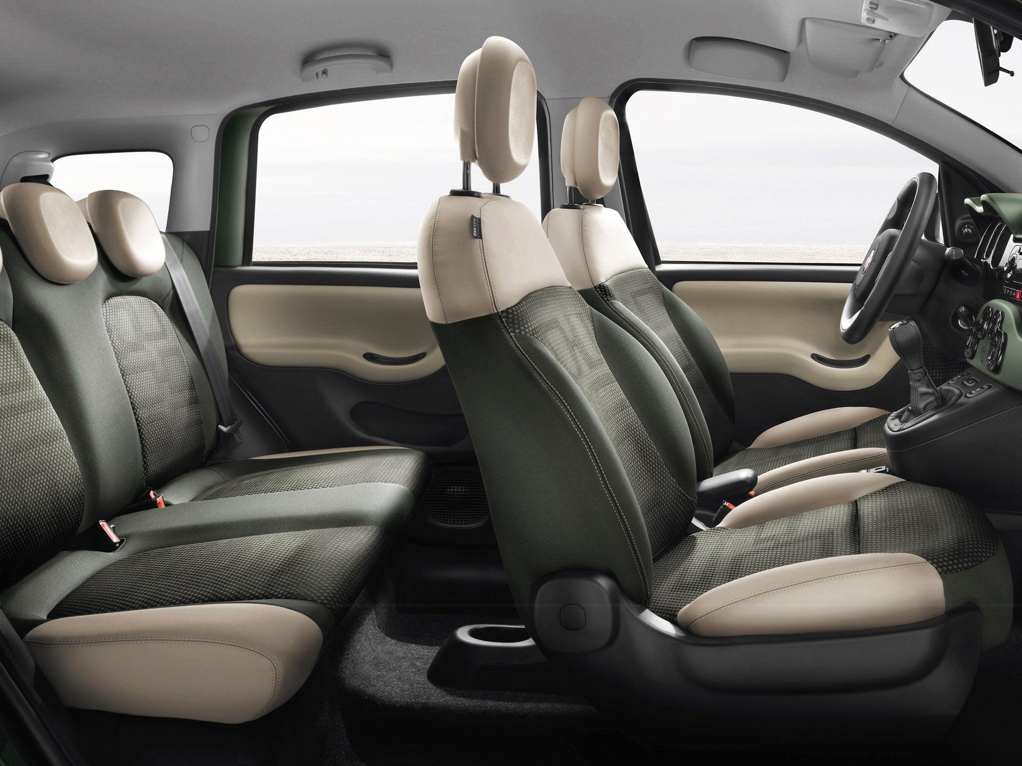 Motoring review: Fiat Panda 4x4 TwinAir | The Independent