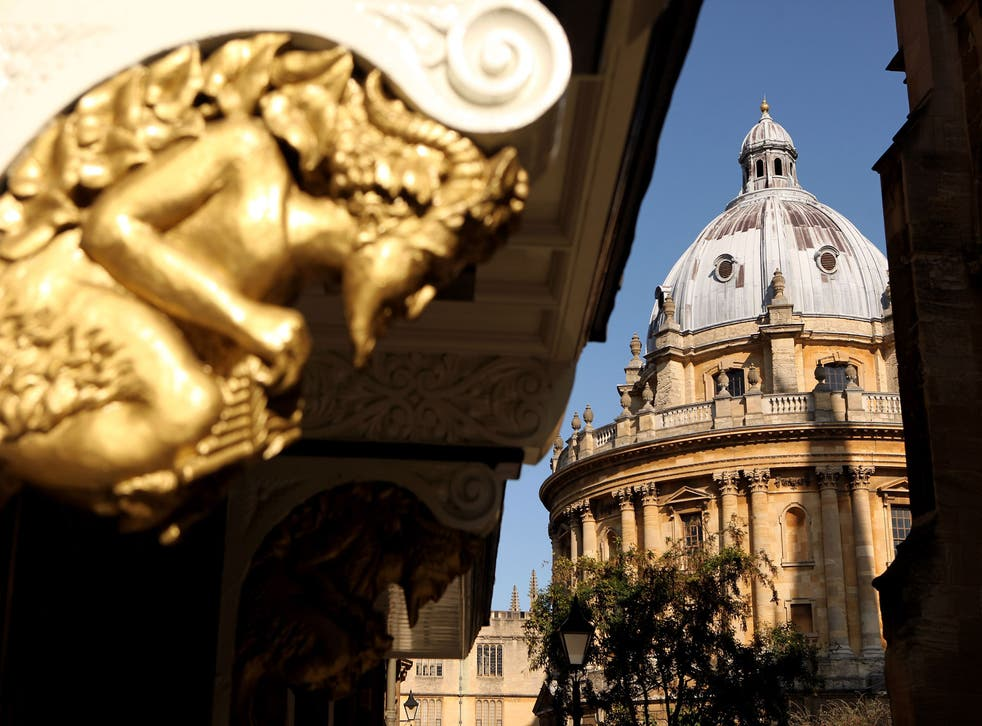 In 2011-12 45% of alumni donations went to Oxford and Cambridge