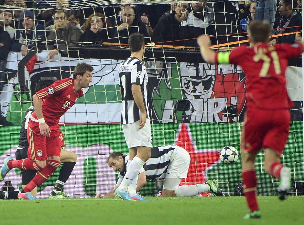 Bayern Munich seal Juventus' fate