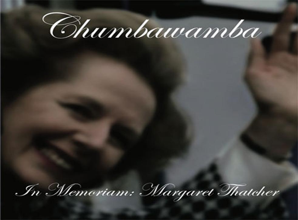 Chumbawumba In Memoriam: Margaret Thatcher