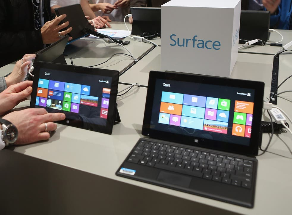 IDC said Microsoft's Windows 8 operating system exacerbated the slowdown by confusing consumers with features that compromise the traditional PC experience