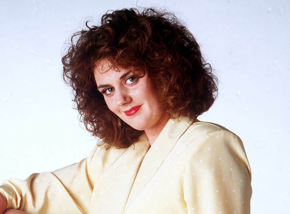 Lesley Fitz-Simons was known for her role in Take the High Road