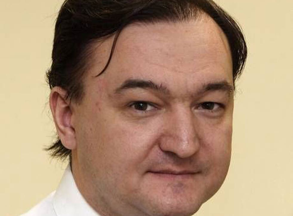 Sergei Magnitsky died in custody after helping to expose a large tax scam