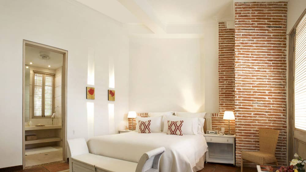 B B And Beyond Casa Blanca Cartagena Colombia The Independent