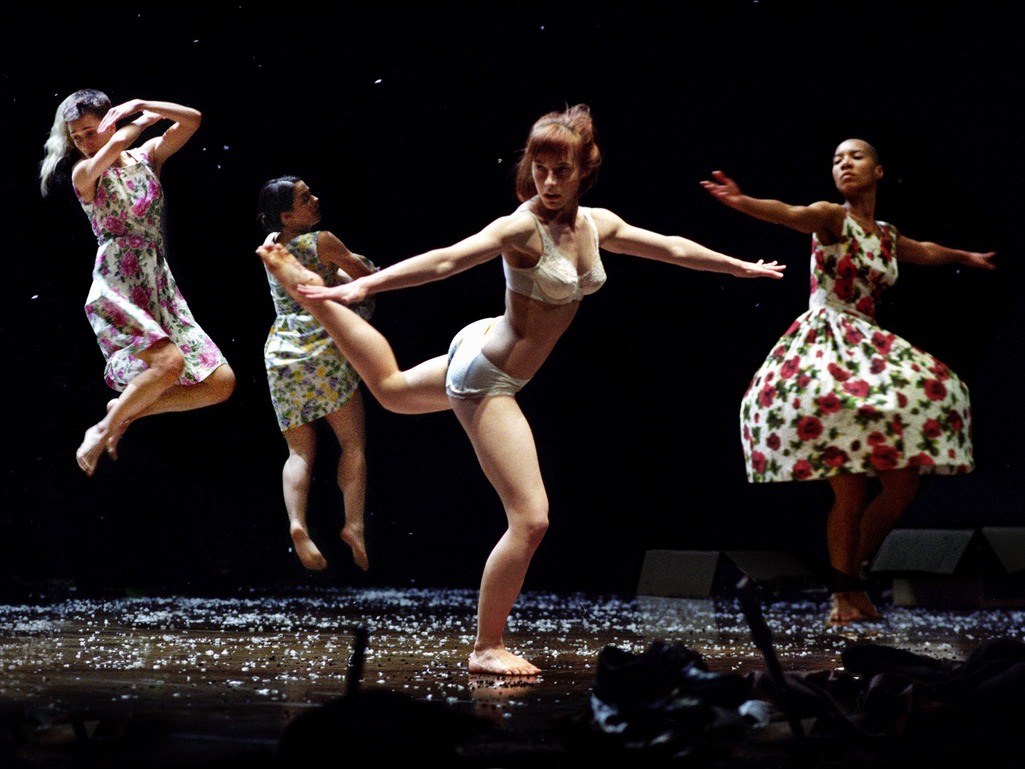 Dance Review Petrushka The Rite Of Spring Stravinsky Puts A Spring In Your Step The Independent