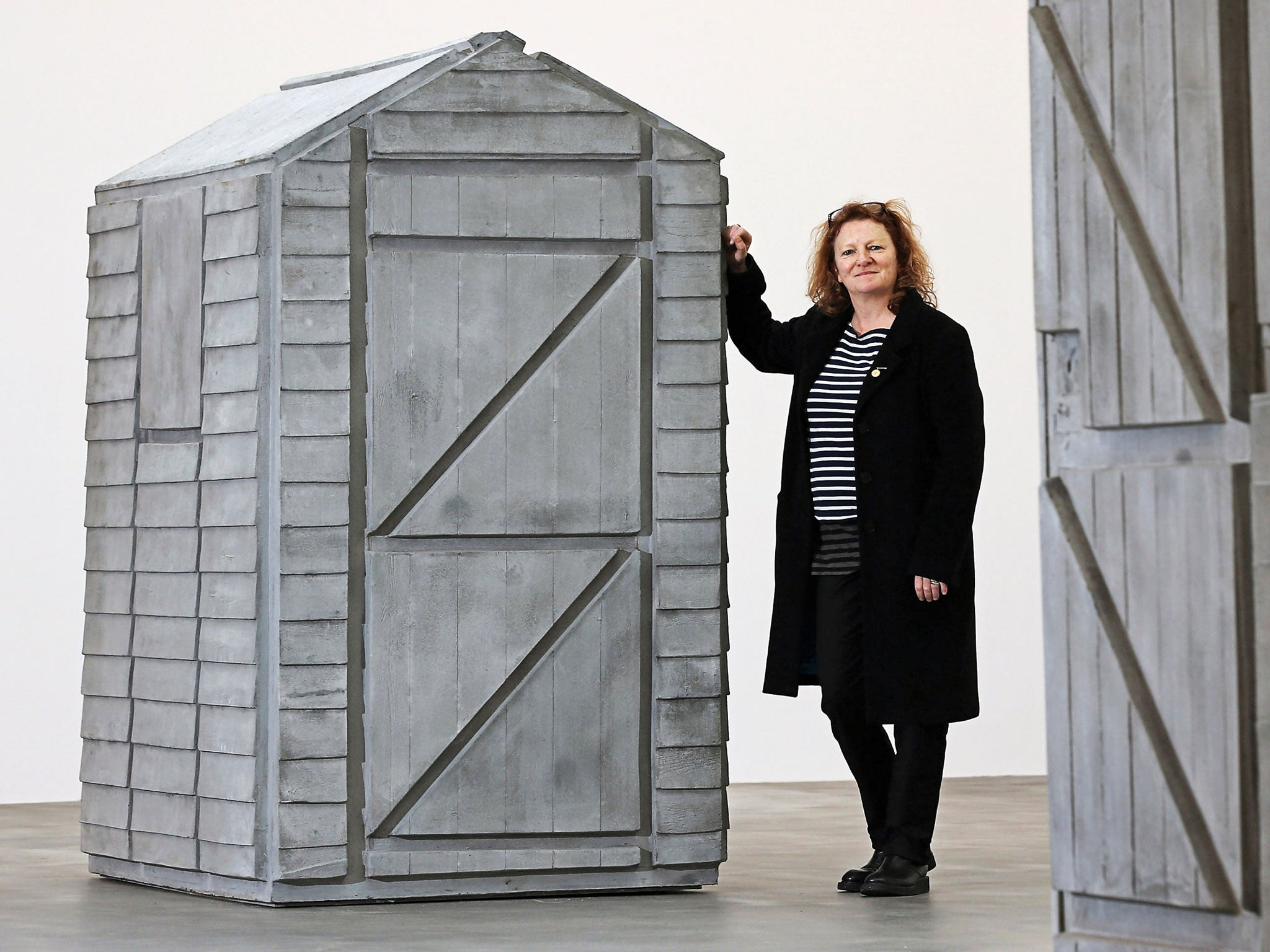 Rachel Whiteread A Lesson In How To Think Inside The Box The Independent