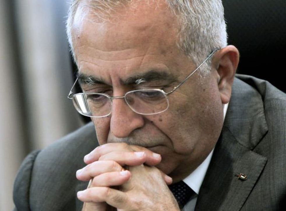 Salam Fayyad was highly regarded by the West