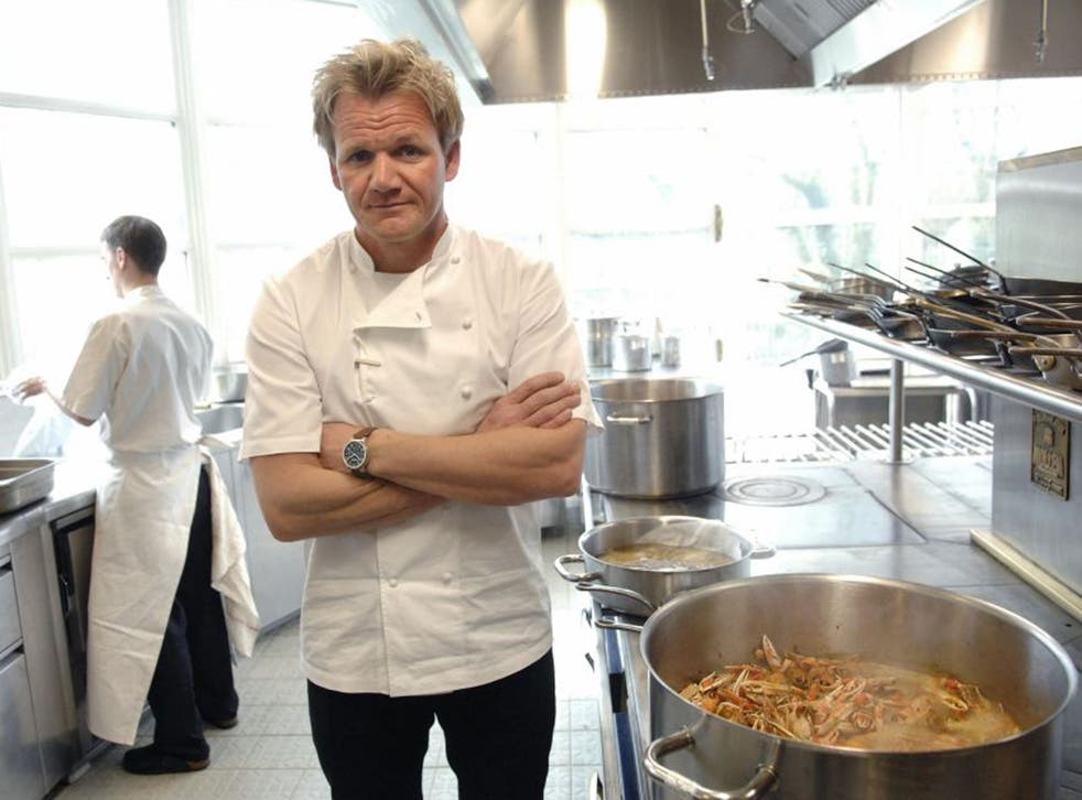 """The bitter row between Gordon Ramsay and his father-in-law has taken a bizarre new twist – amid claims that a """"ghost-writing"""" machine was used to put the chef's signature on a major property deal"""