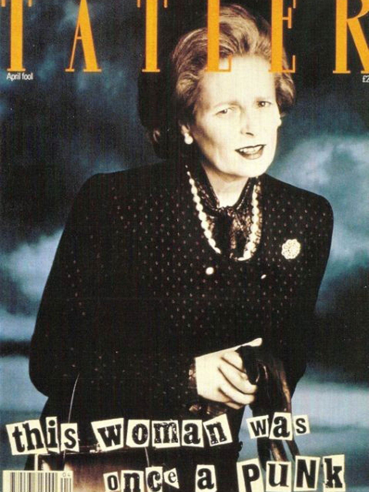 Alexander Fury Margaret Thatcher Was No Style Icon She