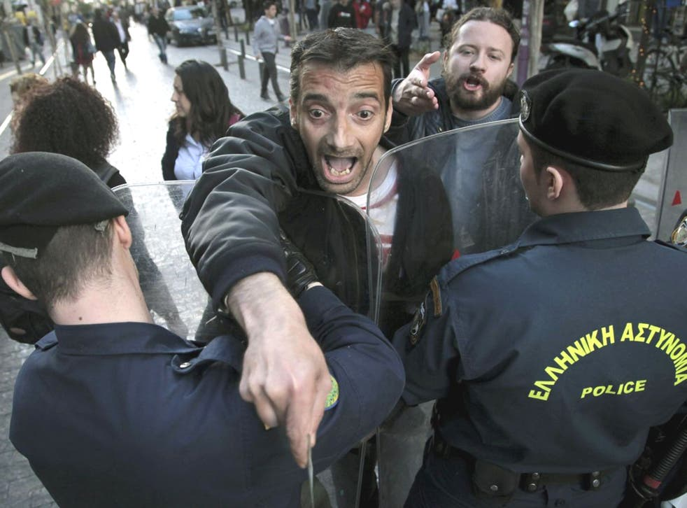Greece has been granted €270 billion in bailouts in total