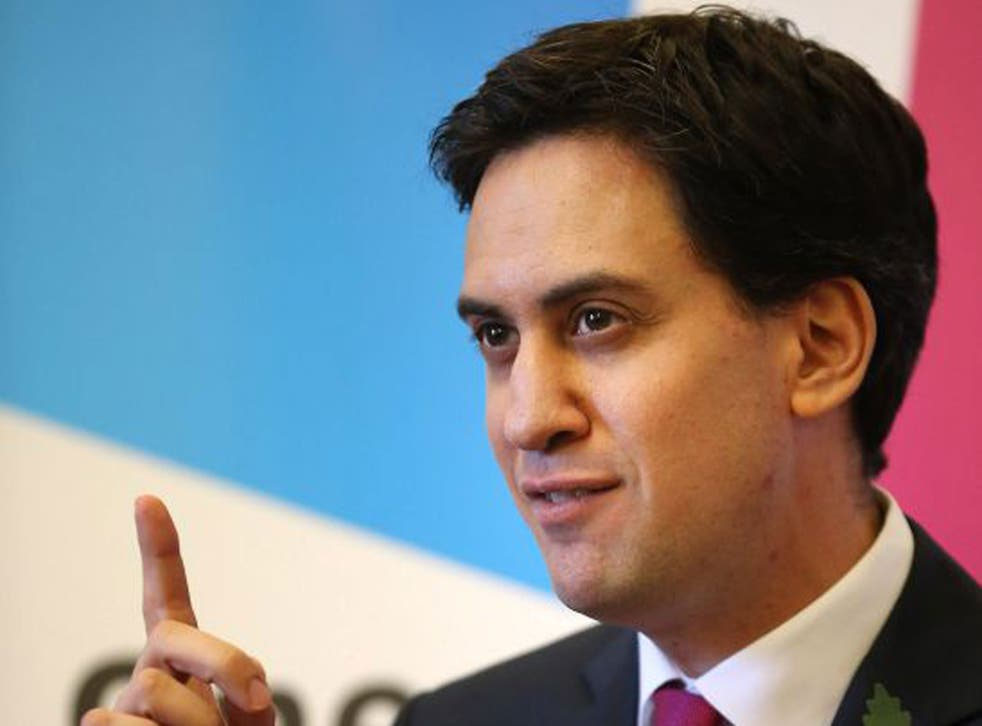 Ed Miliband faced Conservative claims of 'hypocrisy'