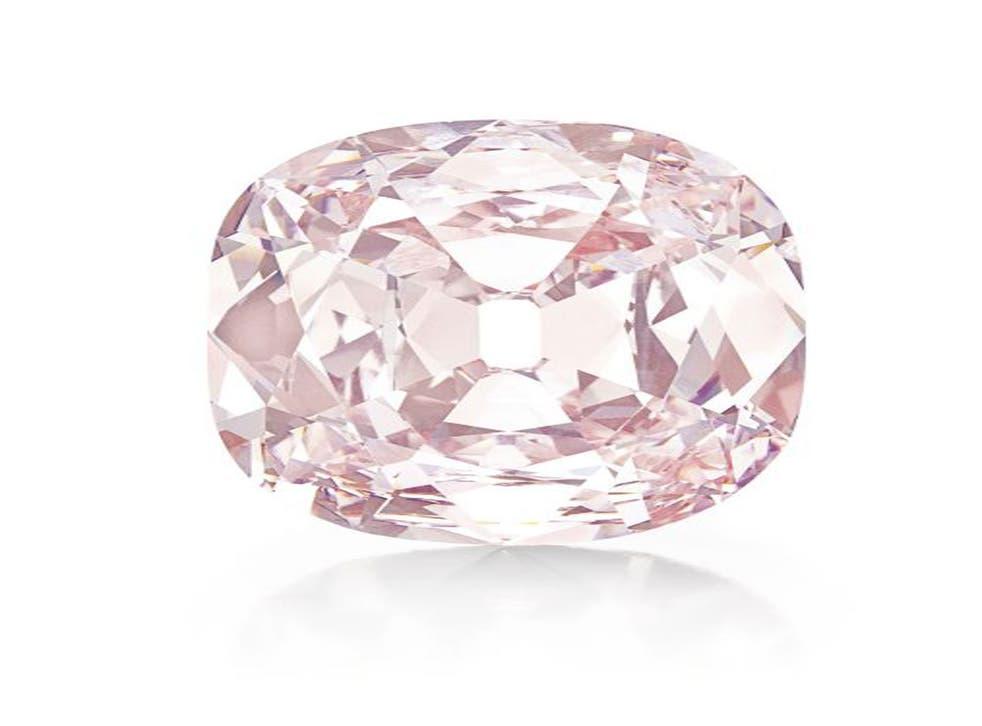 The Princie diamond has not seen in public since 1960