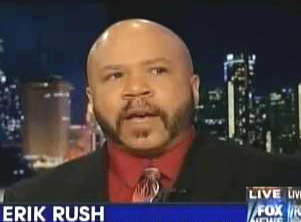 Fox News contributor Erik Rush