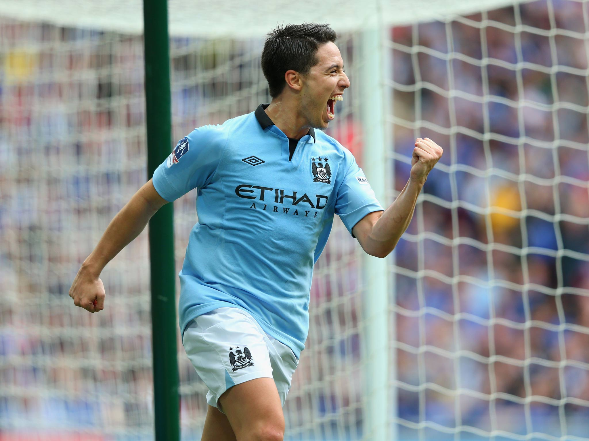Samir Nasri blows hot and cold admits Manchester City assistant