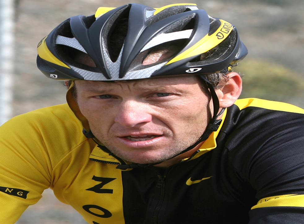 Lance Armstrong used a post-dated medical note to explain away positive tests