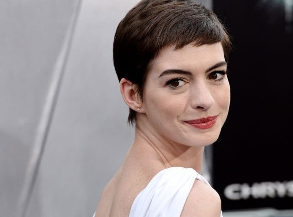 Anne Hathaway was cast as the quirky troubled Tiffany before American Hustle star Lawrence