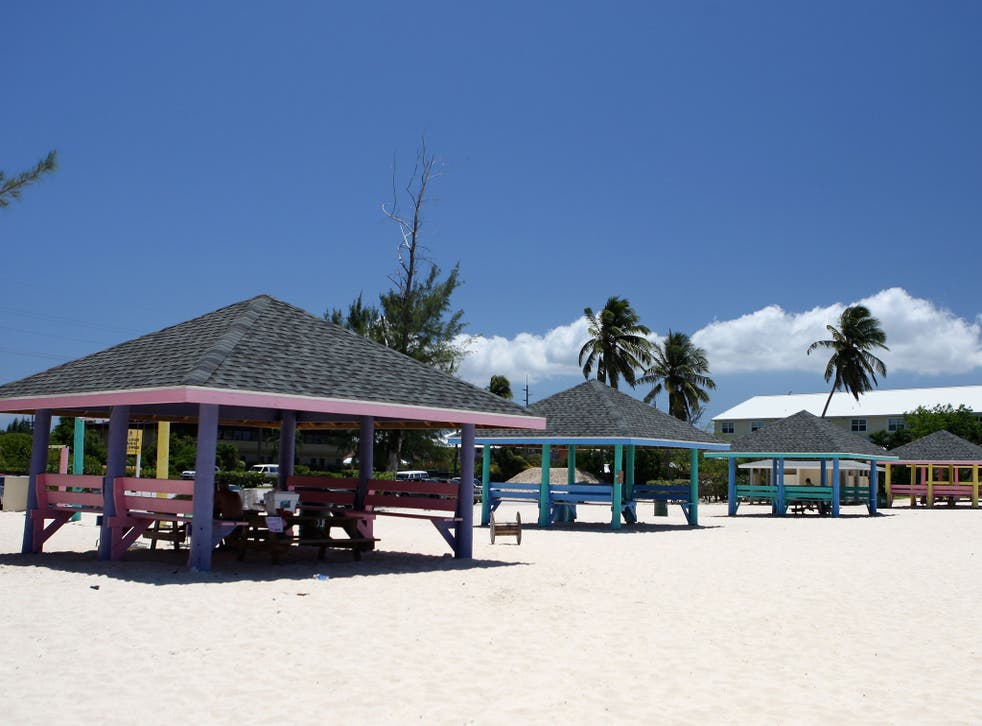 The Cayman Islands, a popular destination for tax avoiders.