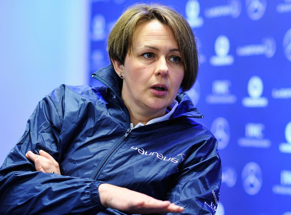 Tanni Grey-Thompson has been recommended as the new chair of Sport England