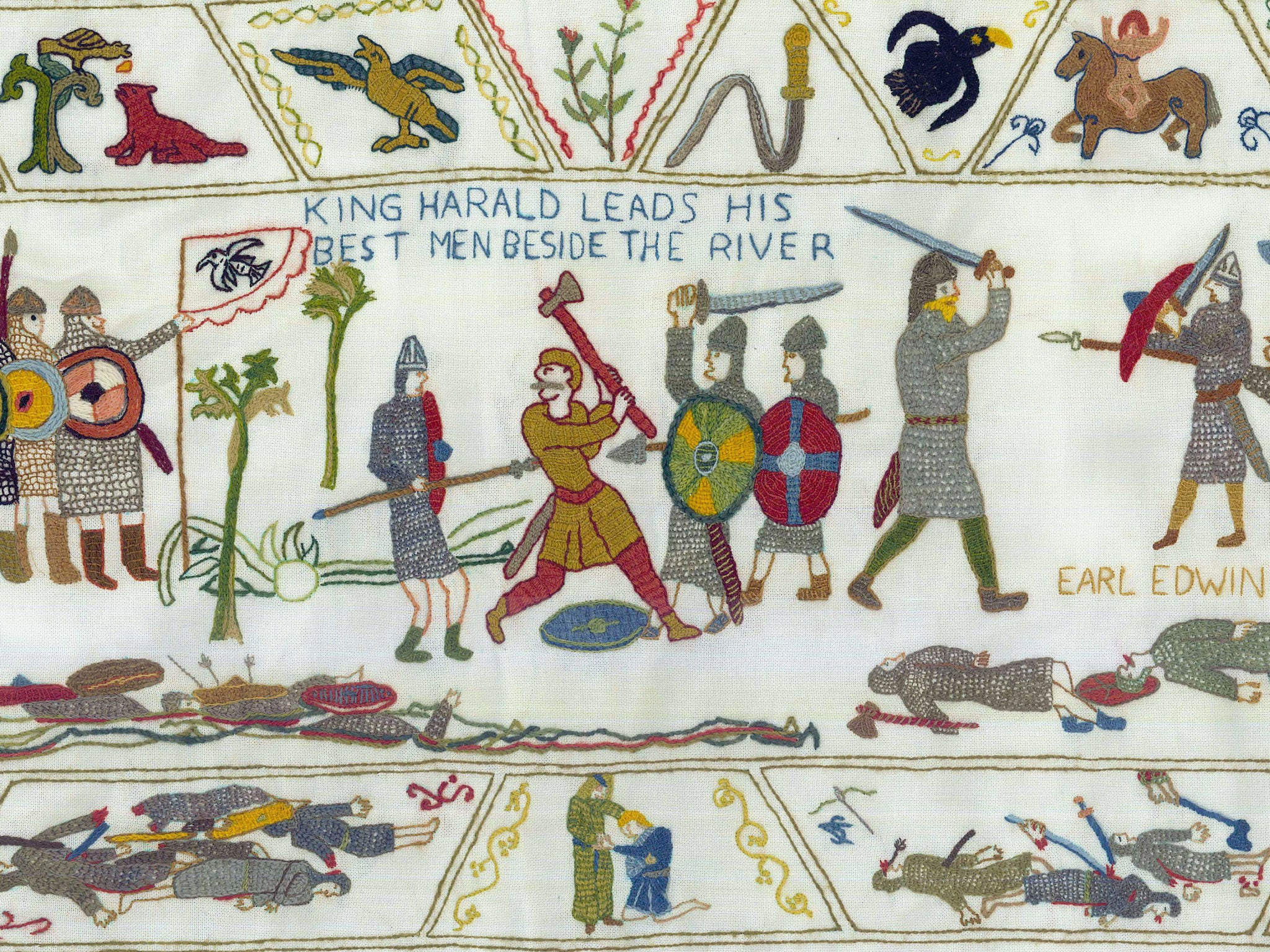 The Battle Of Fulford War Breaks Out Over Forgotten